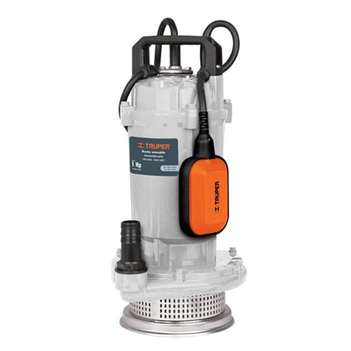 Bomba eléctrica sumergible aguas limpias