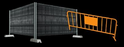 Vallas y cerramientos de obra - Alkimálaga